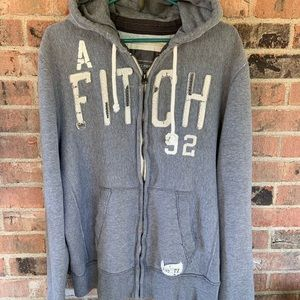 A & F Hoodie men's size XL in GUC